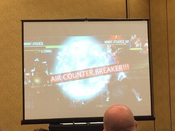 KI Air combo breaker