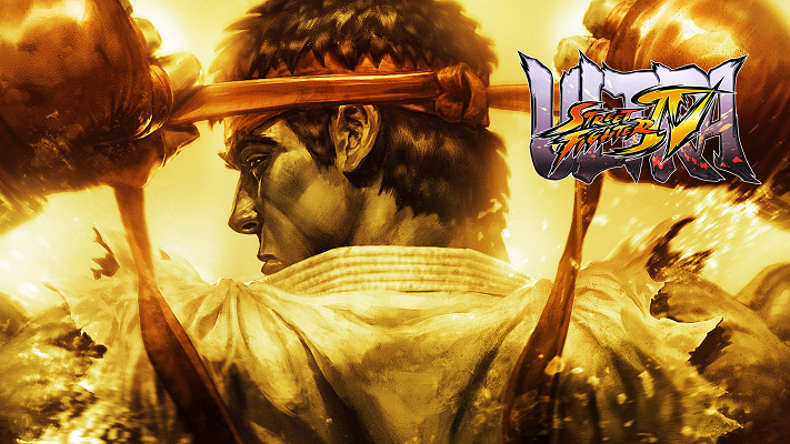 USF4 - Ryu Poster