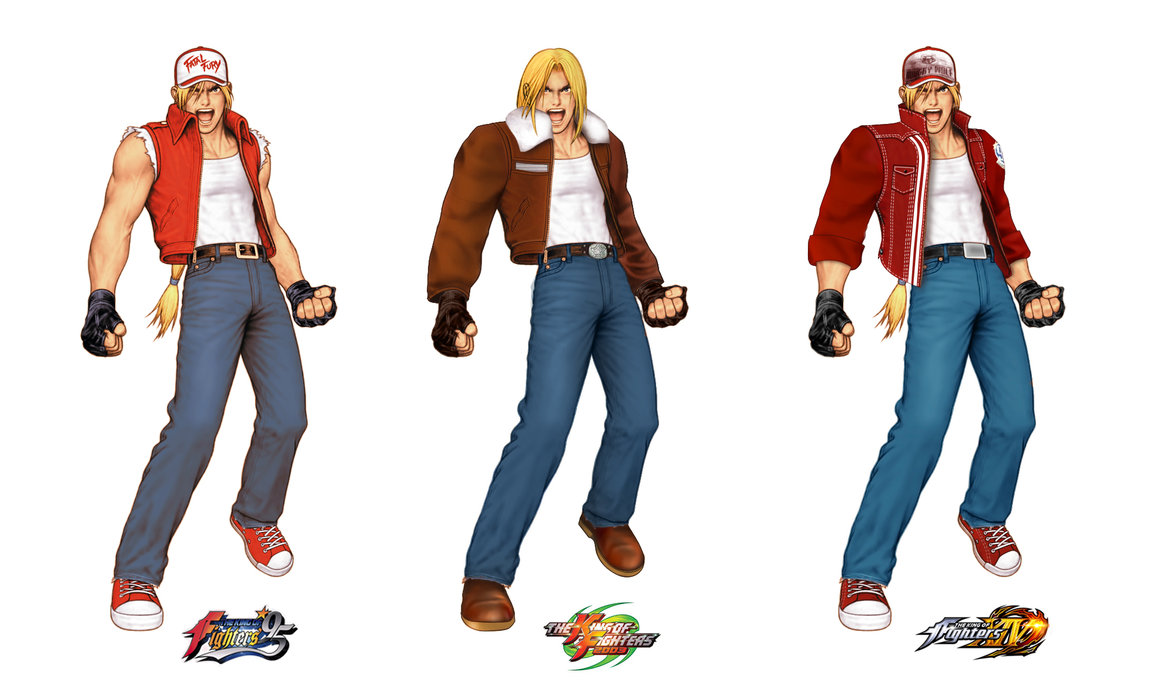 KOFXIV_terry_costumes_by_ronnymaia-d9sffma